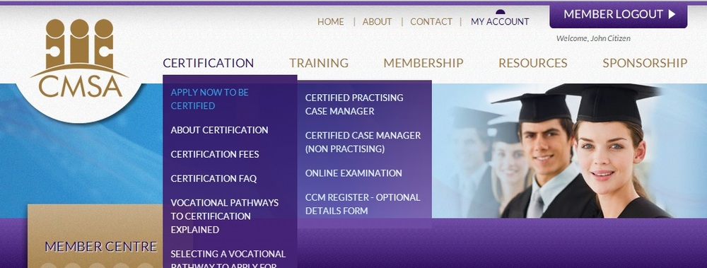 The CCM Online Application Form - Case Management Society of ...