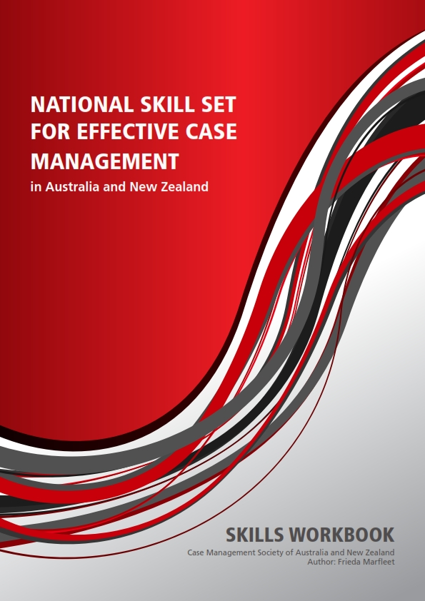 MCSS01 MASTER CLASS NO 1 - Case Management Society of